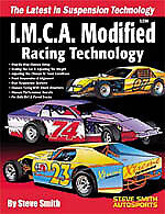 STEVE SMITH AUTOSPORT I.M.C.A. Modified Racing Technology Book P/N S280