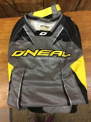 O'Neal Motocross Jersey And Pants