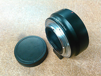 Fotodiox EF to EOS (M) Mount adapter