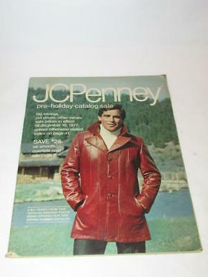 Vintage 1977 JCPenney Pre-Holiday Sale Catalog