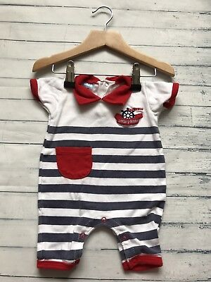Baby Boys Clothes Outfits  0-3 Months- Cute Romper Outfit