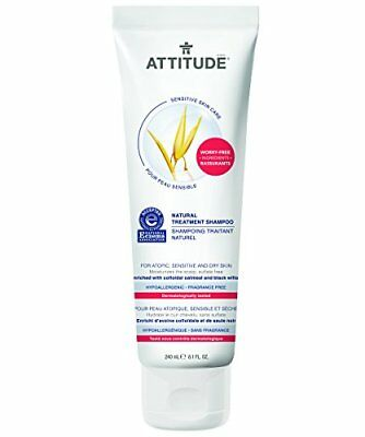 attititude sensible tratamiento natural champú