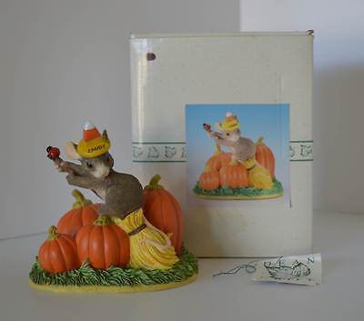 """Charming Tails """"The Good Witch"""" – Great Autumn / Halloween Piece – #85/704"""