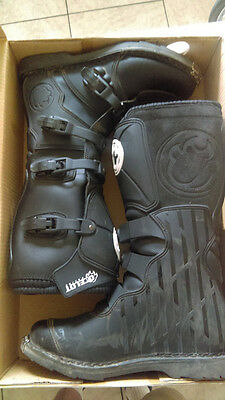 Ocelet Motorcycle Boots
