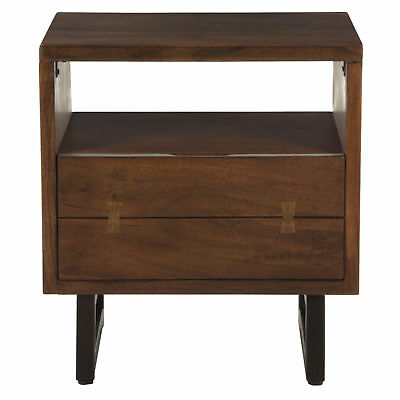 Glenwood Walnut Night Chest