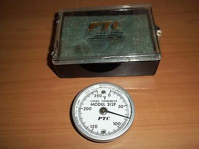 PTC Thermometers Type: Dual Magnet Mount Dial 312F