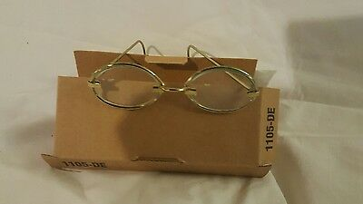 Home Interiors Homeco Gold Spectacles/Glasses #1105