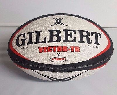Gilbert Vector TR Rugby Ball (Size 3)