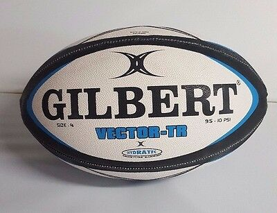 Gilbert Vector TR Rugby Ball (Size 4)