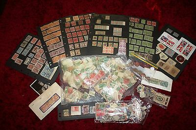 Massive  Australian Stamp Collection ,10,000 + Mint ,used  ,11 Box Fulls