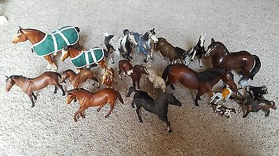 Lot of Breyer Horse Horses Collection and Others