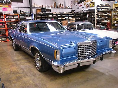 1977 Ford Thunderbird  1977 Ford Thunderbird