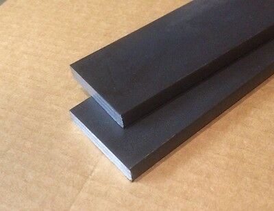"1/4"" x 1-1/4""  Hot Roll Steel Flat Bar x 10"""