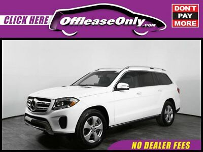 2017 Mercedes-Benz Other GLS 450 4MATIC AWD Off Lease Only Polar White 2017 Mercedes-BenzGLS-ClassGLS 450 4MATIC AWD with 17