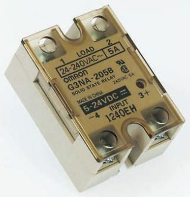 Omron G3NA-240B AC200-240 Solid state Relay