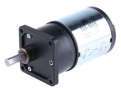 Maxon 41.040.038-00.00-248 Medium duty 30:1 gear DC motor 135rpm 12V