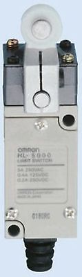 Omron Limit Switch Adjustable Roller Lever