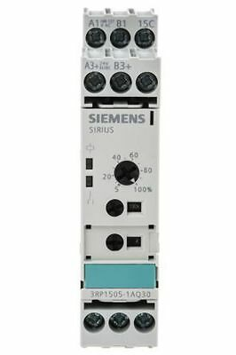 Siemens Sirius 3RP15 - Multifunction Timer Relay SPDT - New in Box-3RP1505-1AQ30