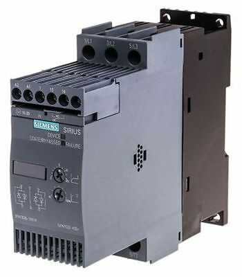 Siemens Sirius Soft Starter Size S0 25A 110-230V - New in Box-  3RW3026-1BB14