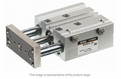 SMC Pneumatic Guided Cylinder MGPM25-30- New in Box