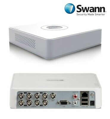 Swann DVR8-3425 8 Channel 960H Digital Video Recorder SWDVK-83425 with SmartView