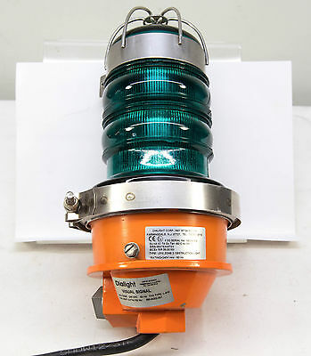 Dialight L810 Zone2 Green Obstruction Light 240Volt LED Safety Visual 860 Series