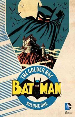 Batman The Golden Age TP Vol 1 by Bill Finger 9781401263331 (Paperback, 2016)