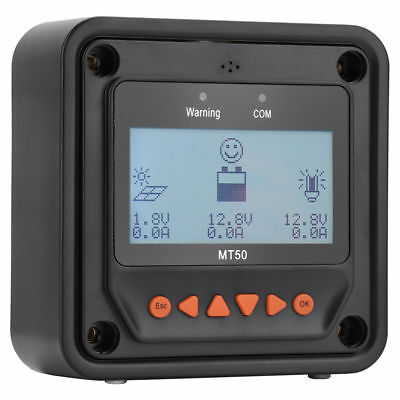 MT50 REMOTE METER LCD for EPEVER TRACER MPPT Solar Charge Controller 40A 30A 20A