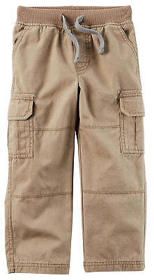 Carters Toddler Boys Pull-On Cargo Pants
