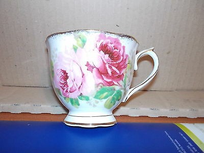 ROYAL ALBERT. Replacement cup. AMERICAN BEAUTY. Free Postage