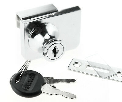 Glass Lock Cabinet Locks Perfect For Display Showcase Cabinets