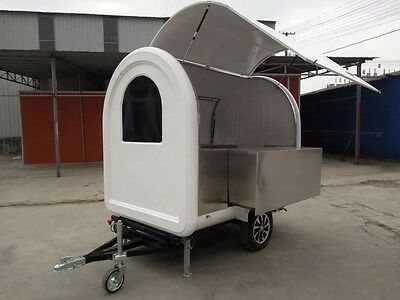 Coffee Food Cart / Trailer New Style