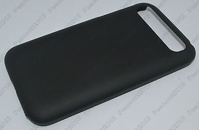 Black Hard Case Cover Protector for BlackBerry Classic Q20