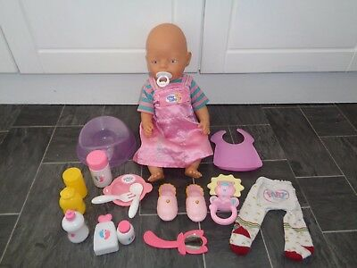 Baby Born Magic Eyes Doll Dummy Clothes Accessories 163