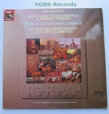ED 29 0255 1 - MUSIC FROM THE RENAISSANCE & BAROQUE PERIODS - Ex Con LP Record