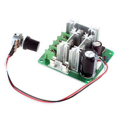 6V-90V 15A Pulse Width PWM DC Motor Speed Controller