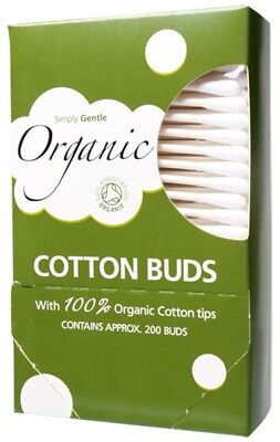 SIMPLY GENTLE Cotton Buds x200