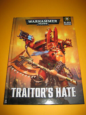 Warhammer 40k - Chaos Space Marines - Black Crusade - Traitor's Hate
