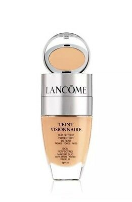 Lancome Teint Visionnaire Skin Perfecting Make Up Duo 30ml Beige Porcelaine #010