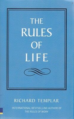 The Rules of Life - Richard Templar - Prentice Hall - Acceptable - Paperback