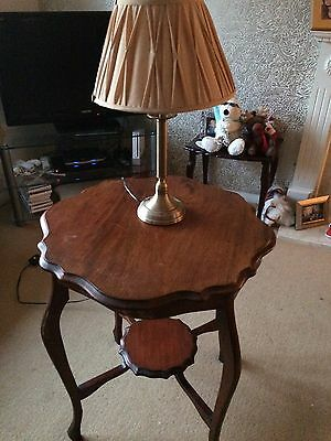 Edwardian occassional table