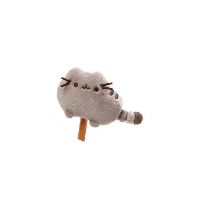 Gund 4060147 Pusheen the Cat Pencil Toppers Grey