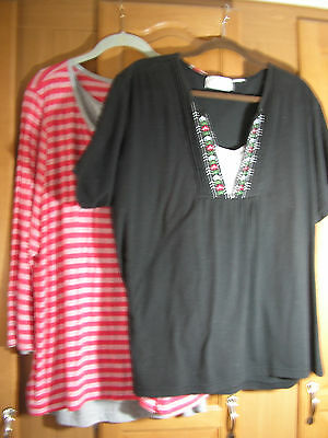 Lot of 2 Summer Shirts 3X