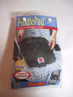 NEW Kiddopotamus Piddle Pad Waterproof Seat Liner Car Stroller Swing Protect