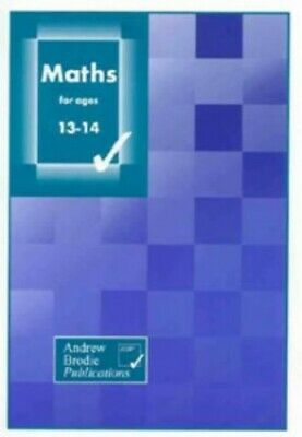 Maths for Ages 13-14 by Culham, Keith Book The Cheap Fast Free Post
