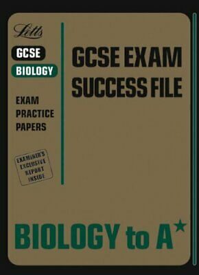 Biology to A* (GCSE Exam Success File) (GCSE Exam... by Honeysett, Ian Paperback