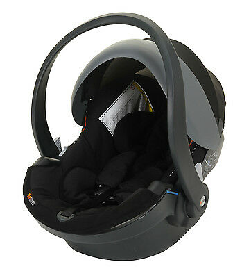 BeSafe IZi Go X1 Car Seat Baby Carrier From Birth - Black Cab RRP £180