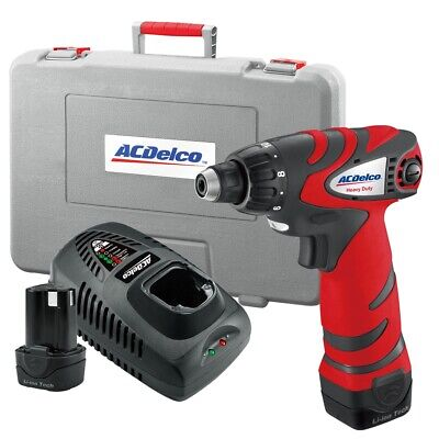 ARD12113EU Acdelco 12V Drill / screw driver