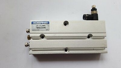 Koganei TBSA10X40 Twin Rod Air Cylinder (R4S1.7B1)