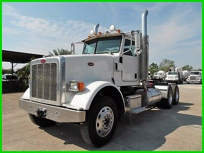 2008 Peterbilt 367 Used Zero Miles on Overhaul